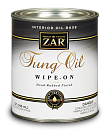 Zar Tung Oil Wipe-on Finish (Зар Тунговое масло п/гл)