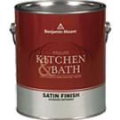 Benjamin Moore® Kitchen & Bath Satin Finish 322 (Бенжамин Моор® для кухонь и ванн 322)