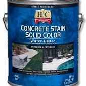 Sherwin Williams Concrete Stain Solid Color Water Based (Шервин Виллиамс лак пропитка на водной основе)